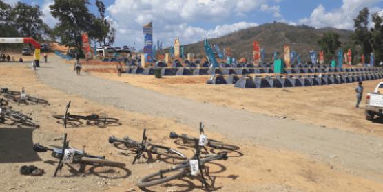 Taking the Tour de Timor to the World via Kacific's Satellite Connections