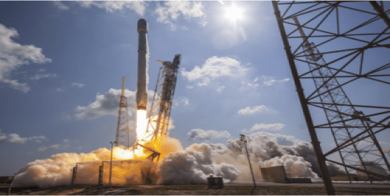 Kacific Selects SpaceX to Provide Launch Service