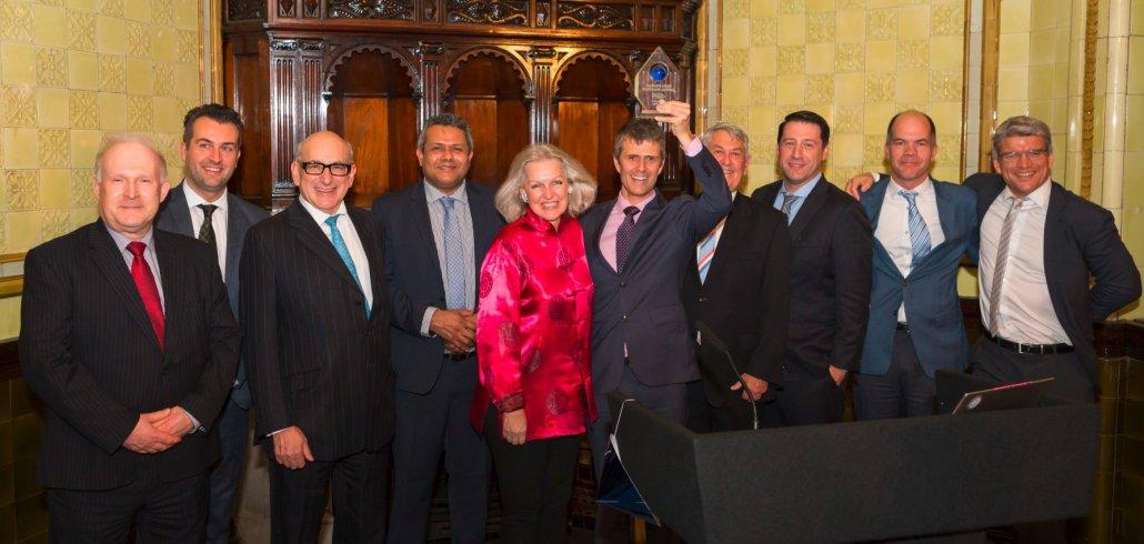 Kacific Accepts 2018 Better Satellite World Award