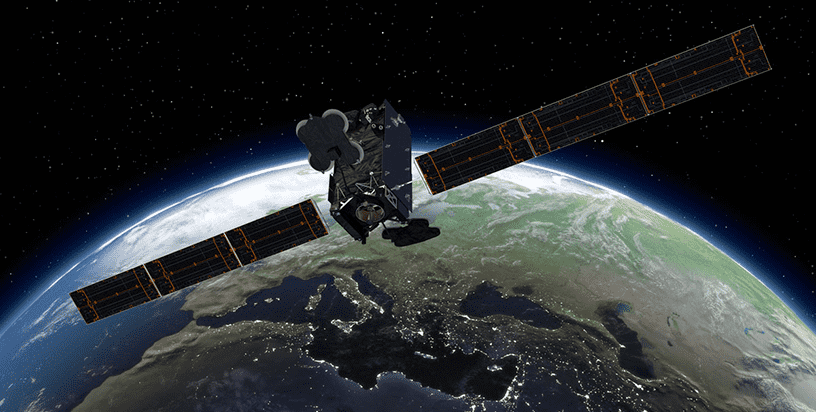High Throughput Satellite