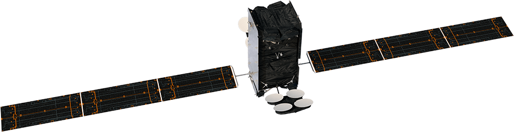 About kacific Satellite