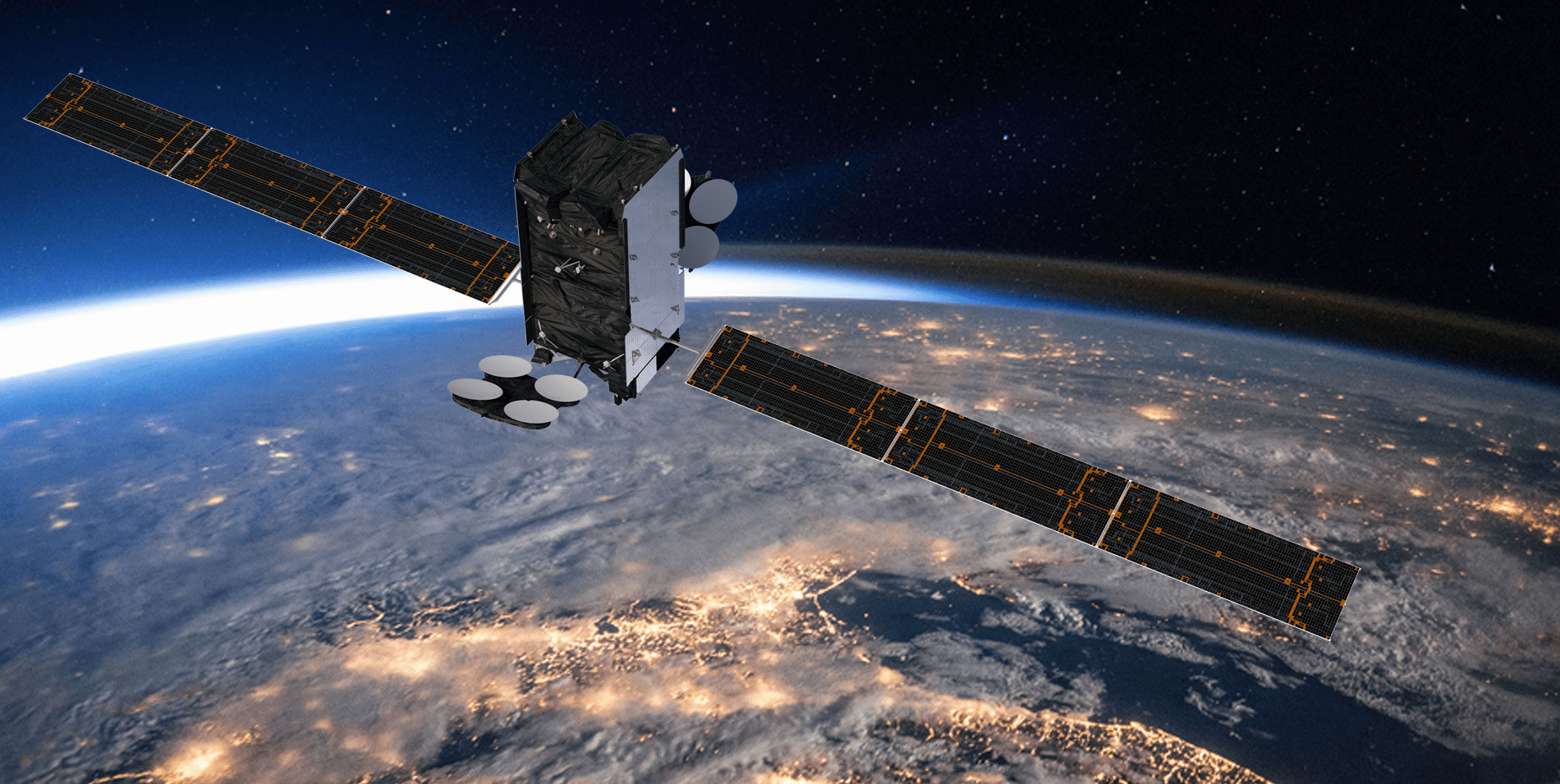 Kacific Satellites Next-generation Broadband