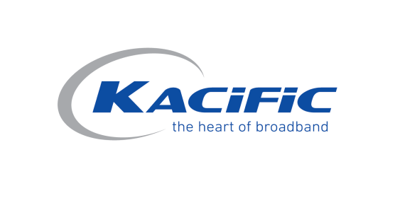 Kacific logo