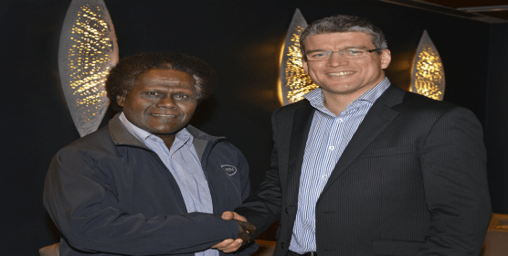 Kacific inks five year satellite broadband agreement with Solomon Telekom Company Limited
