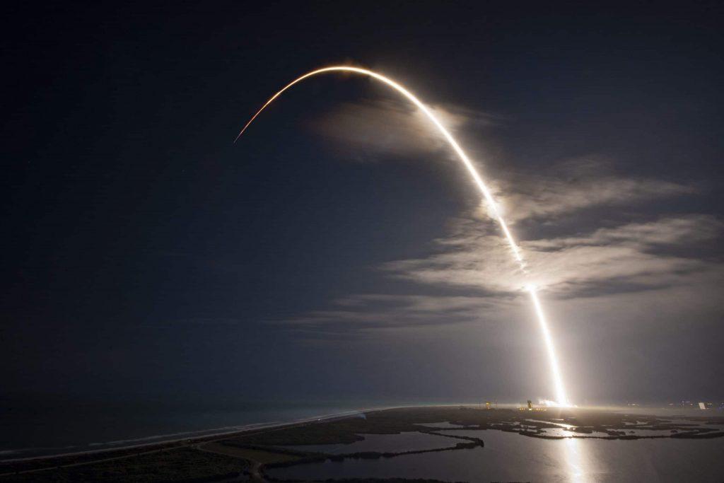 Kacific's first satellite