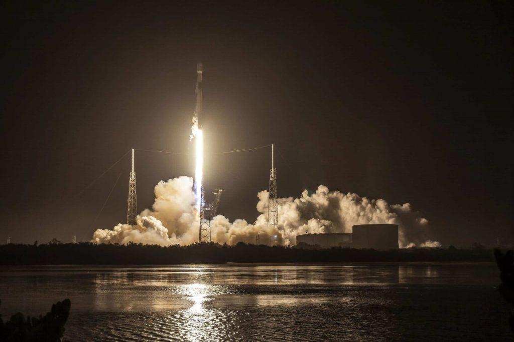 Kacific1 launch