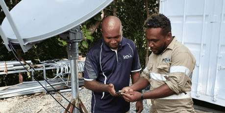 Kacific1 Broadband Services Commence Across Asia Pacific