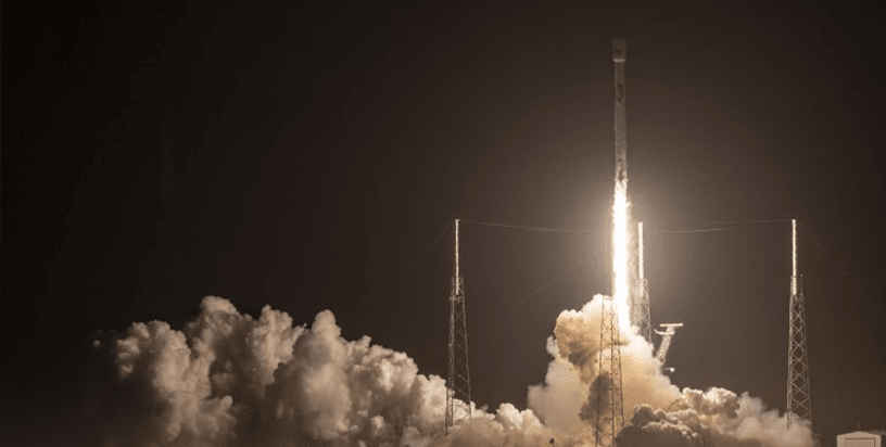 Kacific1 Satellite Launch