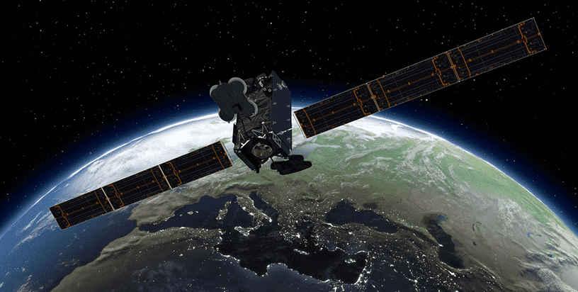 Kacific1 High Throughput Satellite (HTS