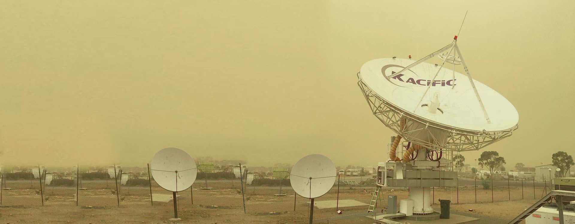 Kacific provide fast satellite internet in pacific